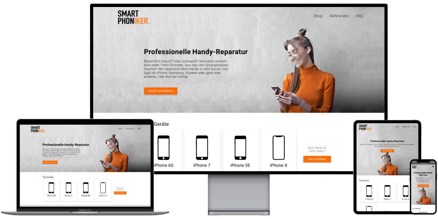 Preview Image for smartphoniker.shop